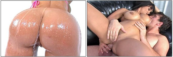 big wet asses lissa ann gets her ass fucked